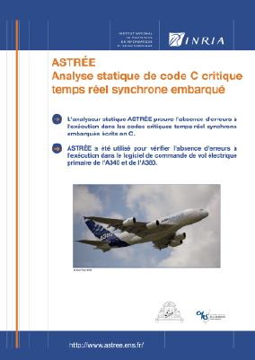 Poster  ASTRÉE
